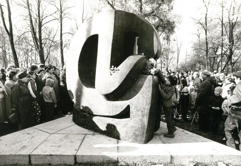 В Пушкине (Ленинградская область) вспоминают жертв Холокоста