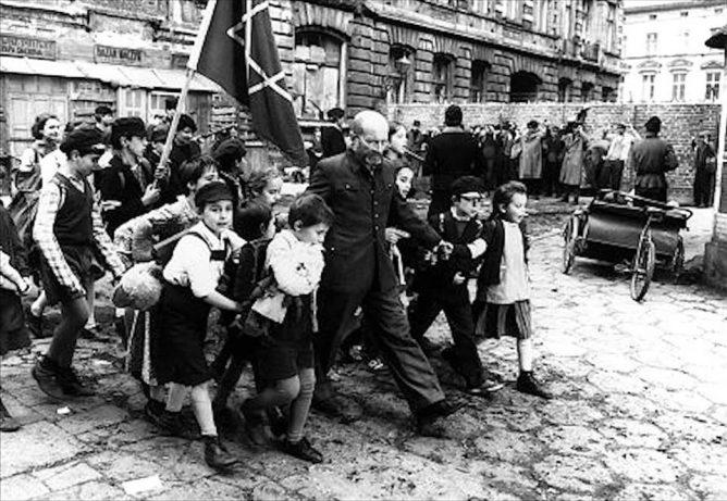 75 лет назад в Треблинке погиб Януш Корчак
