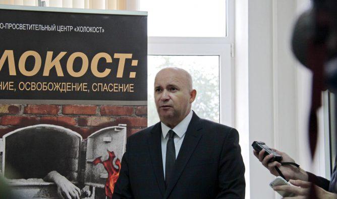 Выставка «Холокост: уничтожение, освобождение, спасение» открылась в Ставрополе