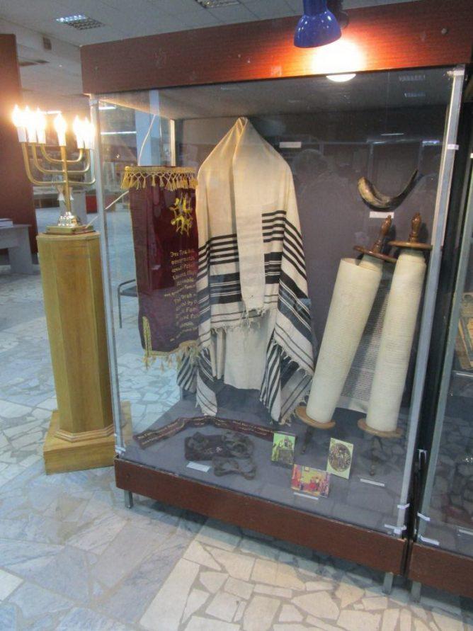 Открытие выставки «Дорогами памяти» в Брянске