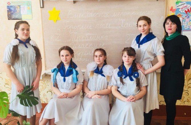 Неделя памяти в школах Мордовии продолжается