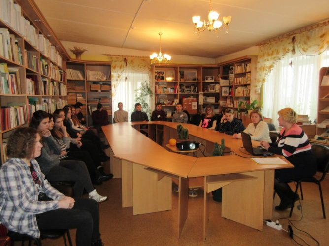 Неделя памяти в г. Опочка Псковской области