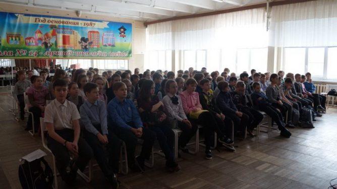Вологодские школьники почтили память жертв Холокоста