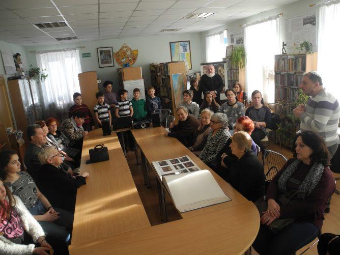 Программа «К толерантности —  шаг за шагом» в г. Челябинске