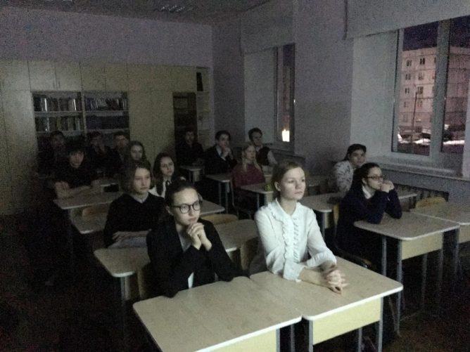 День памяти в Кировске Ленинградской области
