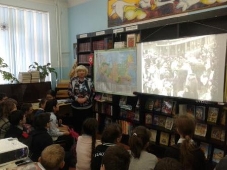 Неделя памяти в образовательных организациях Костромской области