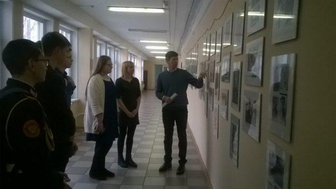 Открытие выставки «Освободитель» в Красноярском крае