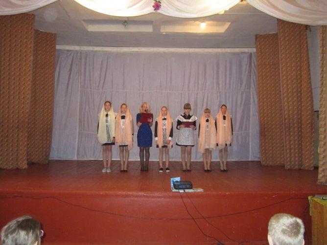 Неделя памяти в МОУ « Первомайская СОШ» Лямбирского района Республики Мордовия