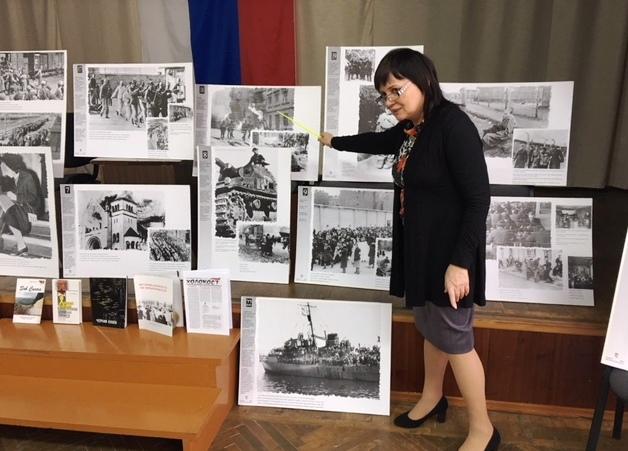 Смоленск, 2018 год. Мероприятия, посвященные дню памяти жертв Холокоста