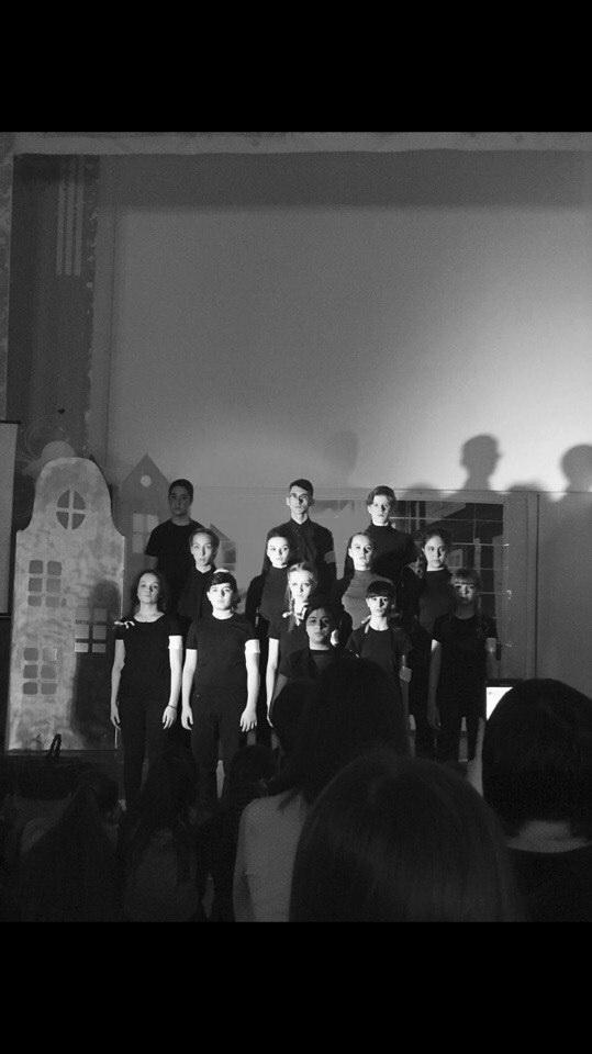 Спектакль «Хрустальная ночь» в Екатеринбурге