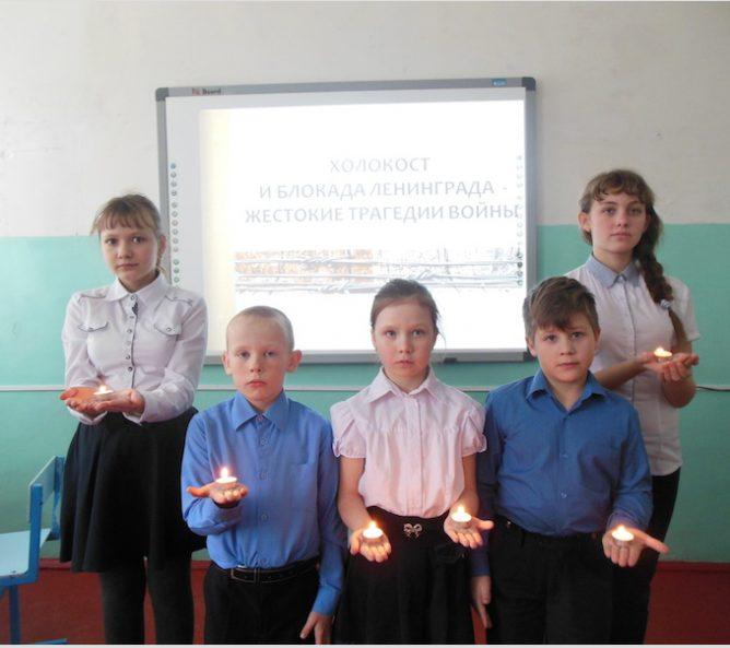 Неделя памяти в Тамбовской области