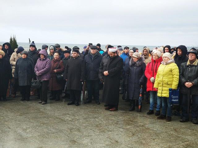 «Марш Жизни» прошел в поселке Янтарный Калининградской области