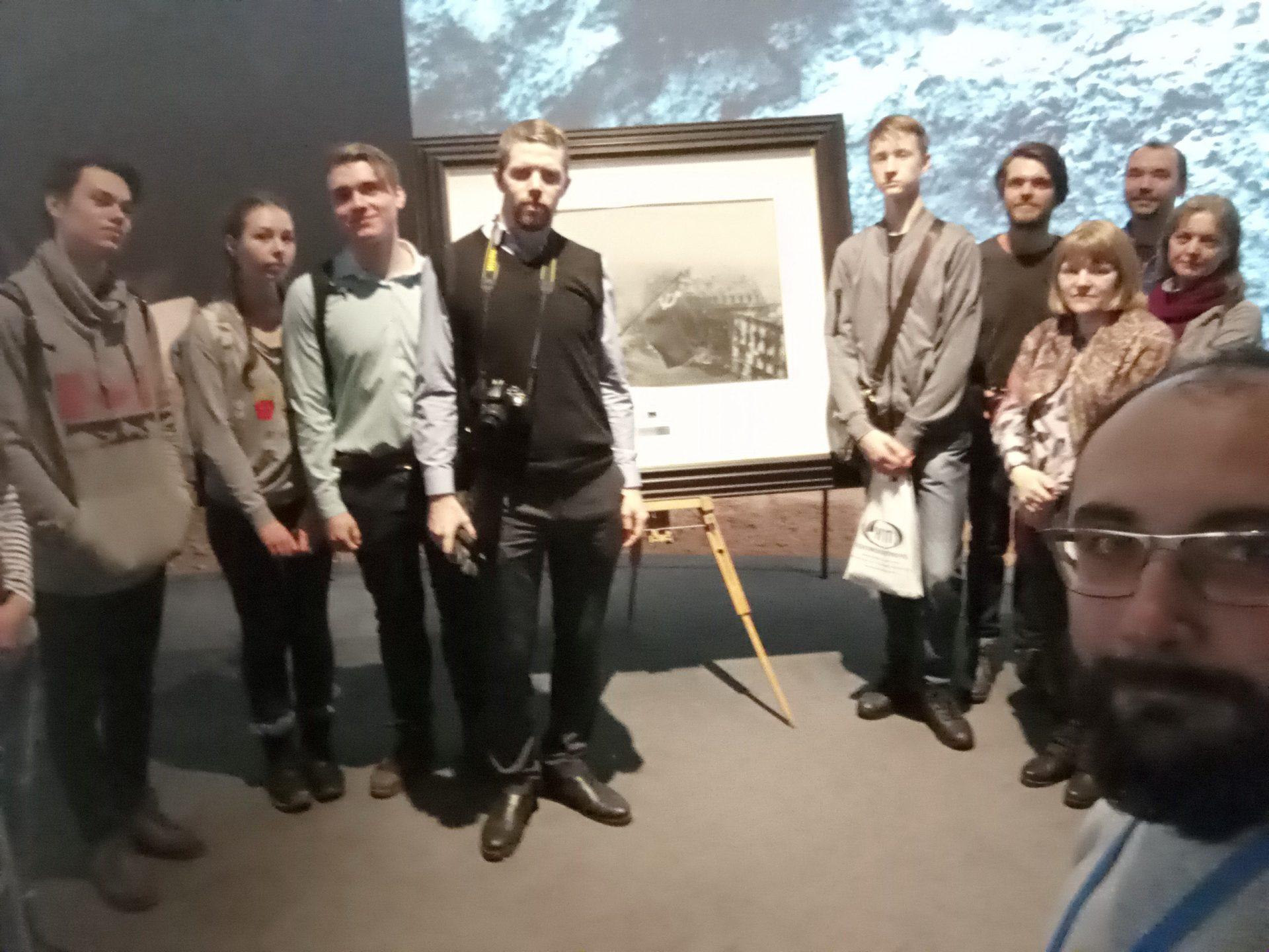 Победители конкурса «Праведники народов мира» на экскурсии в Москве