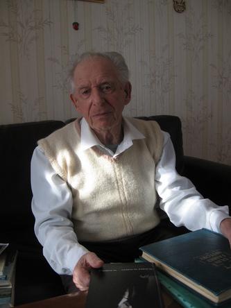 Владимирец чудом пережил холокост