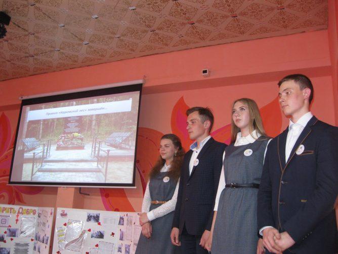 Проект «Карховский лес» продолжается