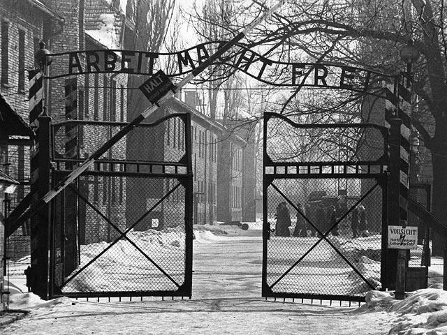Двое пожилых людей, переживших Холокост, приняли участие в велопробеге Освенцим–Краков