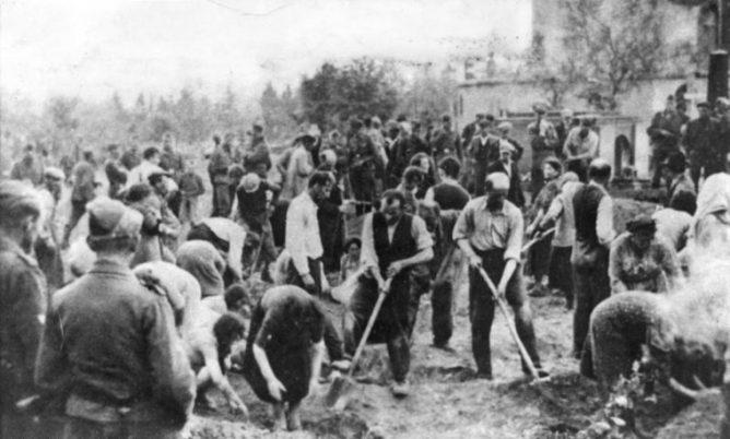 Финляндия проверит причастность своих солдат к Холокосту