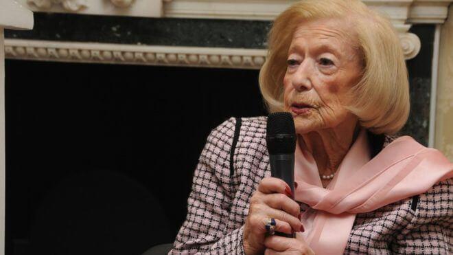 Умерла женщина, пережившая четыре концлагеря и утешавшая Анну Франк