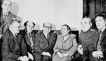 66 лет со дня расстрела членов Еврейского Антифашистского Комитета