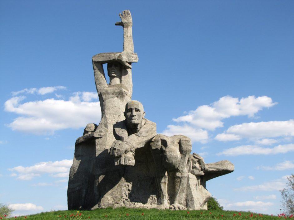 В Ростове почтили память жертв Холокоста