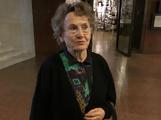 «Мою маму, спасшую в войну 25 еврейских детей, объявили врагом народа»