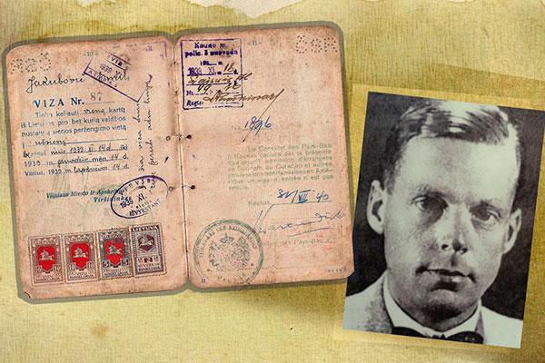 Новая книга рассказывает о том, что голландский дипломат был наказан за спасение евреев во время Холокоста