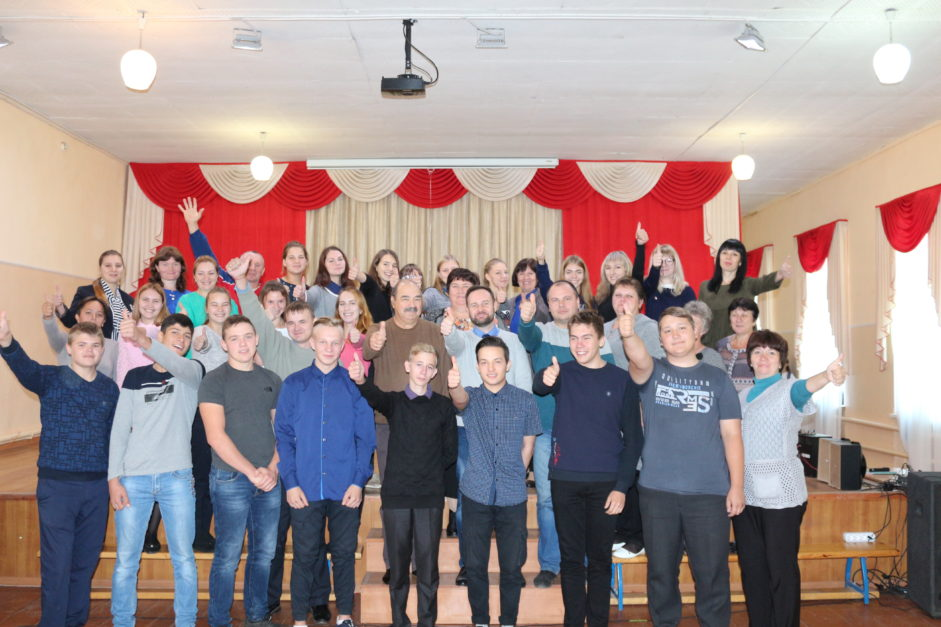 Тема Холокоста на заседании научно-методического семинара учителей Тамбовской области