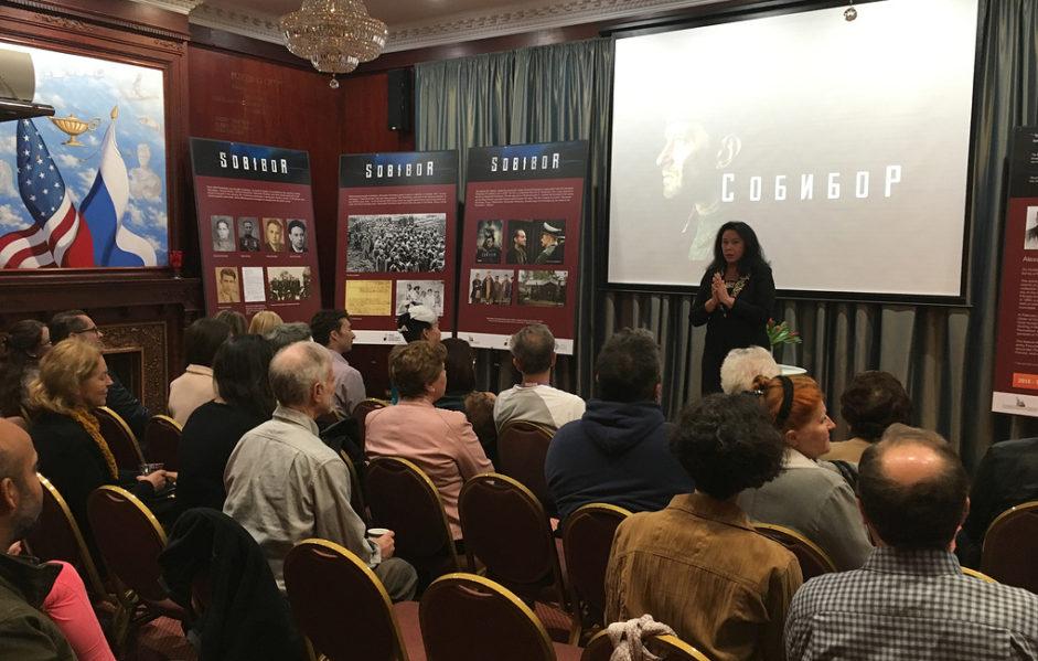 Фильм Хабенского «Собибор» показали в Вашингтоне к 75-летию восстания в лагере смерти