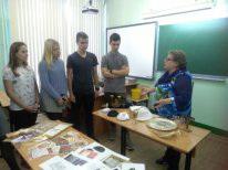 Школьники Ярославля познакомились с трагедией Холокоста на метапредметном занятии.