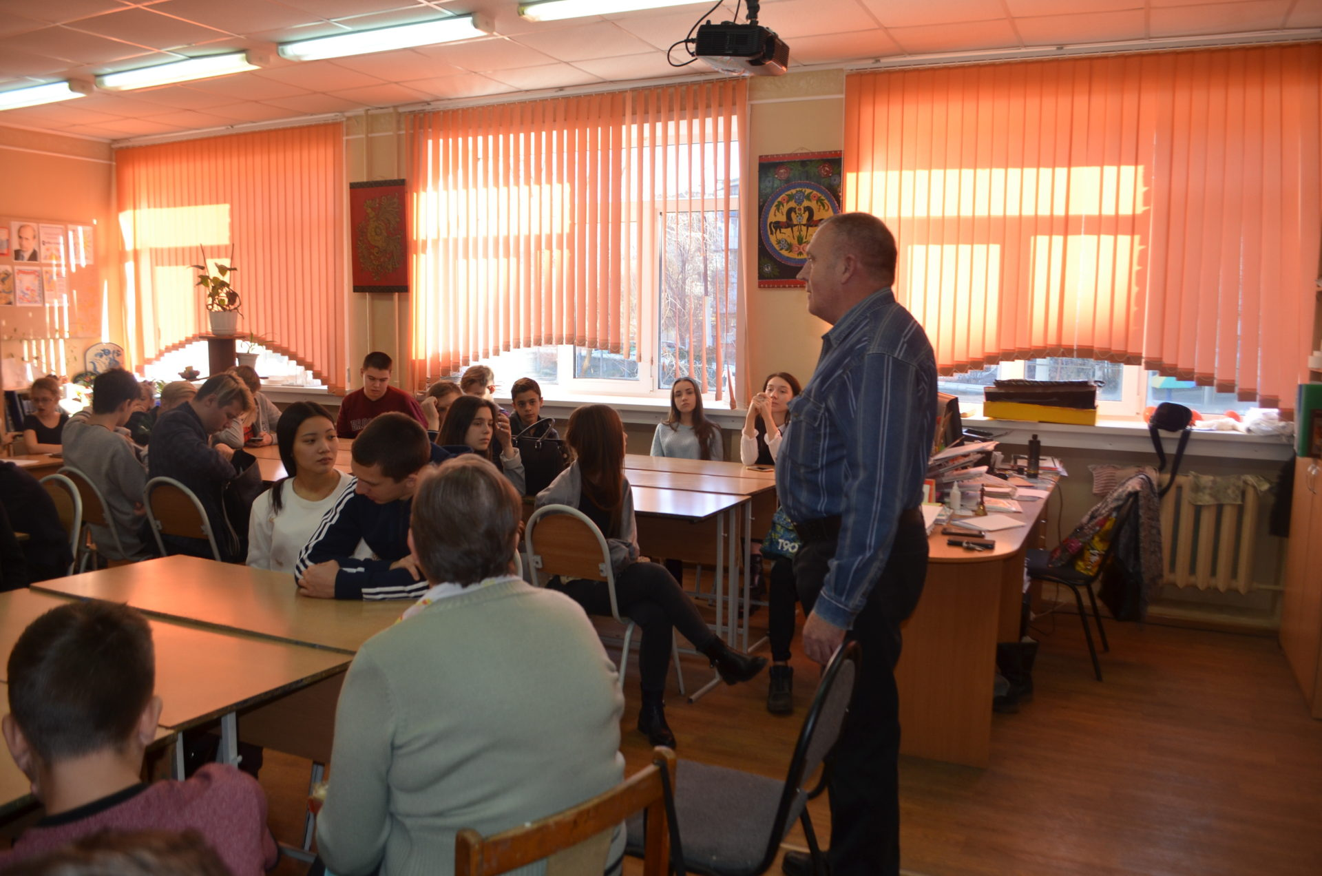Тема Холокоста в школе Саратовской области