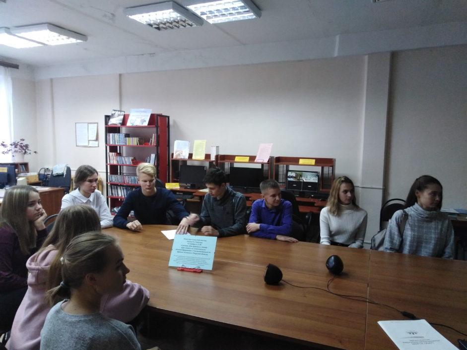 Школьники Лихославля посмотрели и обсудили фильм «Собибор»