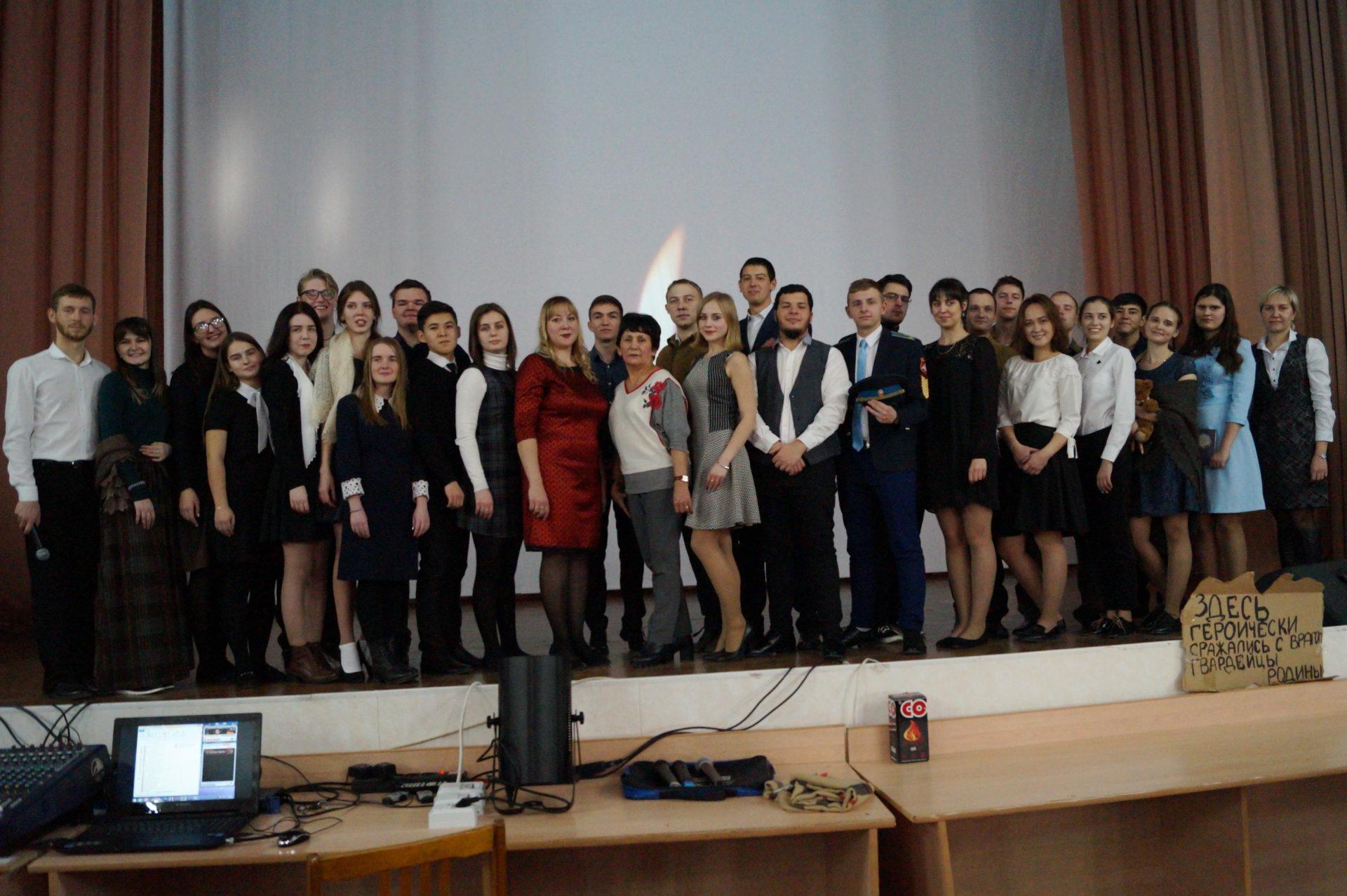 Спектакль о Холокосте поставили студенты и школьники Оренбурга
