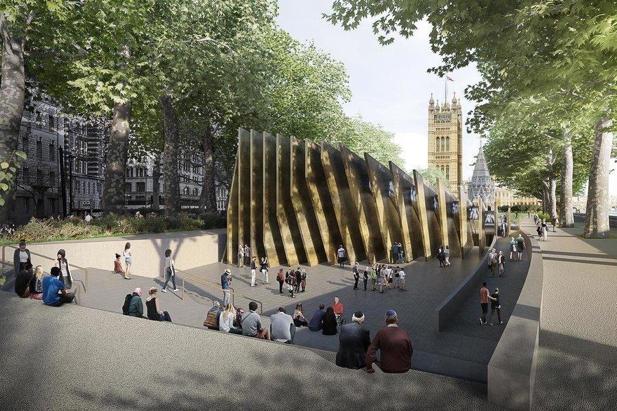 Раввины призывают организации, отвечающие за планирование, одобрить проект создания мемориала Холокоста в Великобритании