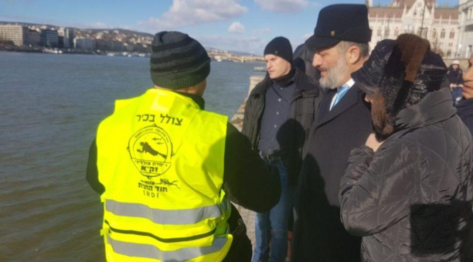 Исследование дна реки Дунай не обнаружило костей жертв Холокоста