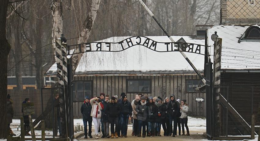 Бывший концлагерь Аушвиц побил рекорд посещаемости
