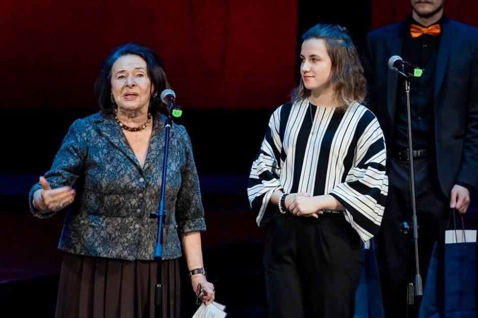 Награждение победителей XVIII конкурса «Память о Холокосте – путь к толерантности»