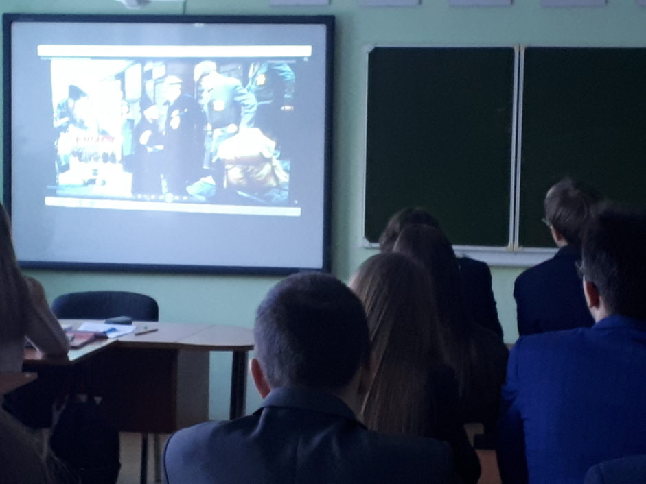 Международный день памяти жертв Холокоста в Гимназии №33 Костромы