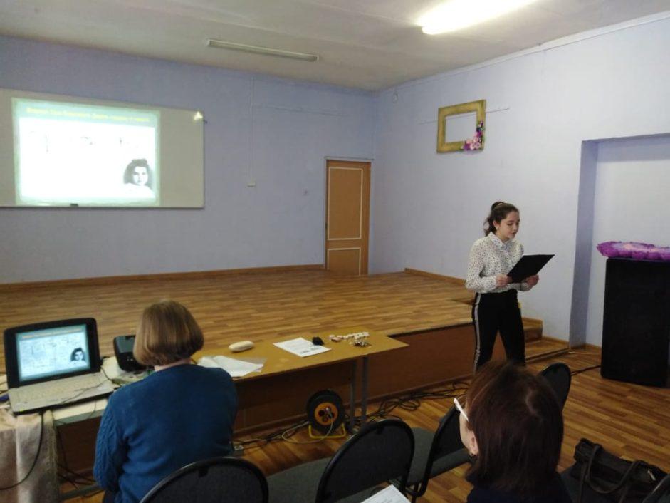 Конференция в городе Лихославль Тверской области