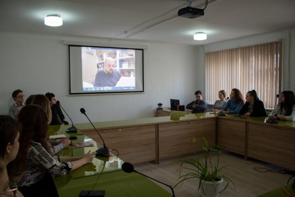 Онлайн-семинар Таганрог – Яд Вашем