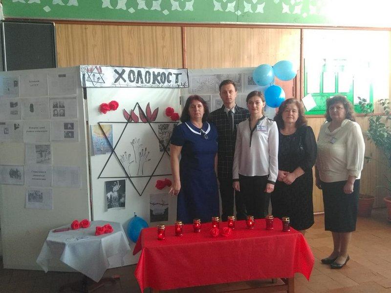 День памяти жертв Холокоста в селе Шумилиха Алтайского края