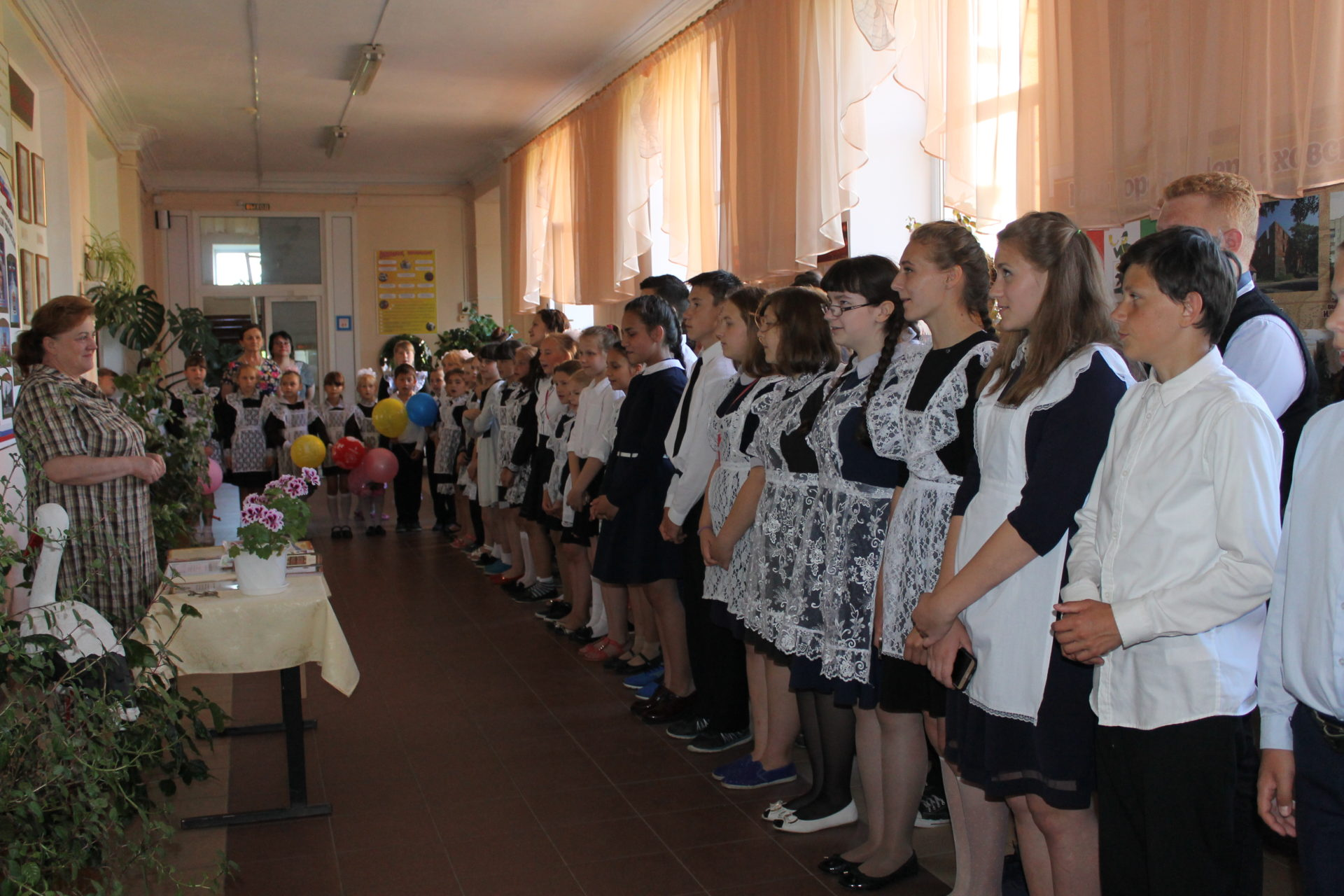 «Что такое Холокост?» — Калиновская школа (Калининградская область)