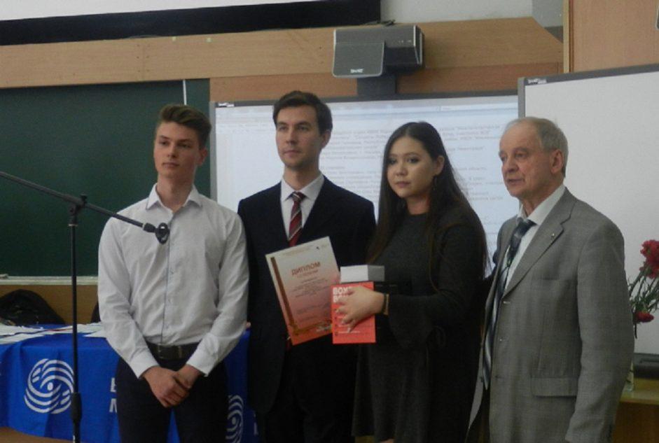 Работы лицеистов об Аушвице завоевали первые места на международном конкурсе