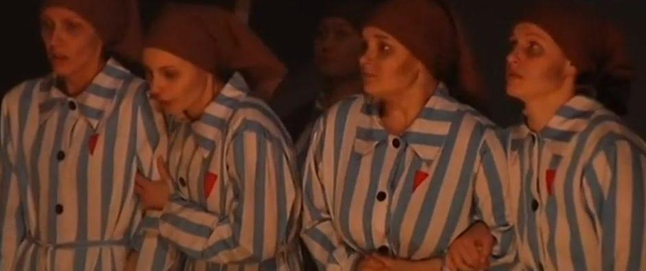 В городе Урай (Ханты-Мансийский автономный округ) поставили спектакль о Холокосте