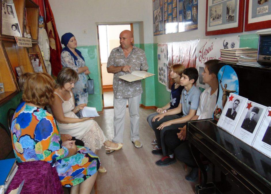 Черкесск: встреча с дочерью и внучкой Праведников