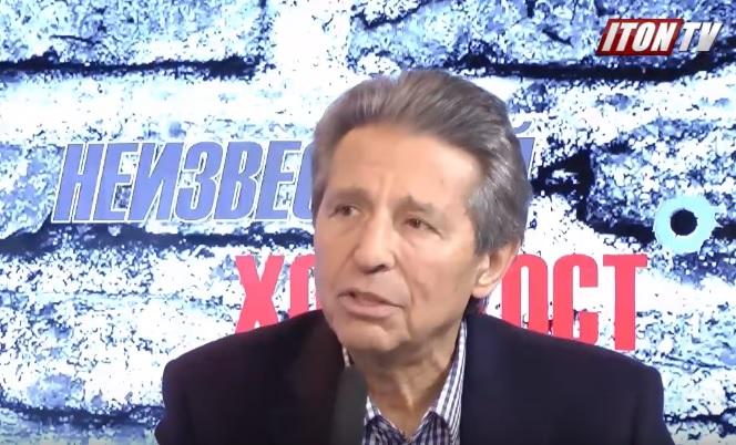 Интервью Юрия Домбровского