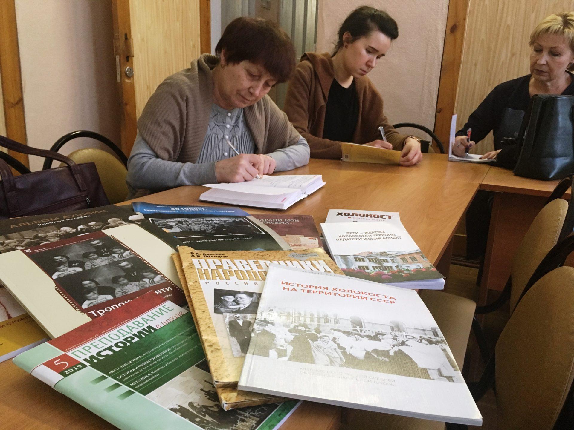 Как прошла подготовка к «Неделе памяти — 2020» во Владимире