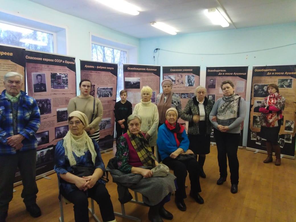 Выставка в Лихославле: как это было