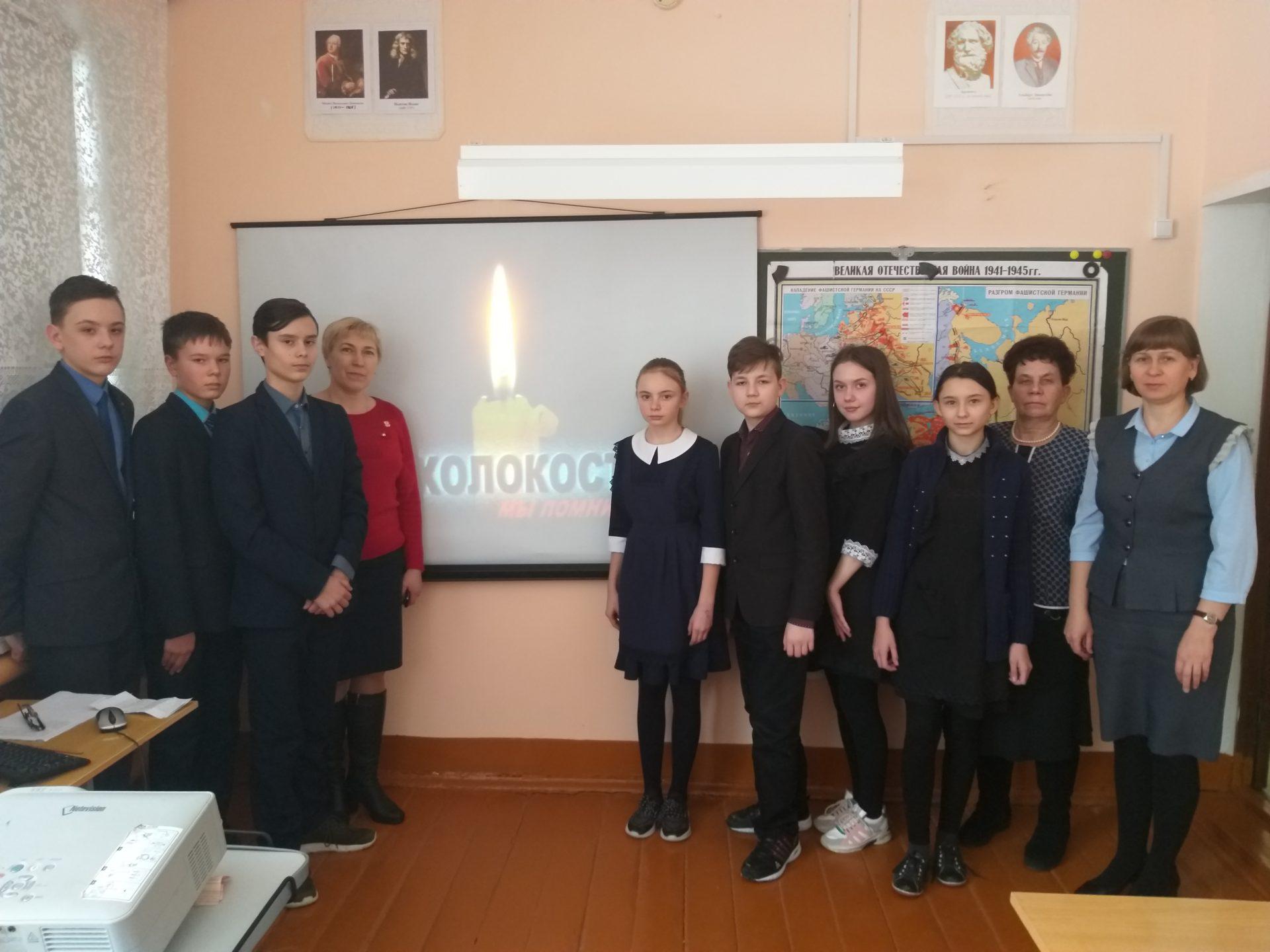 Выставка и кинопоказы в школах Мордовии