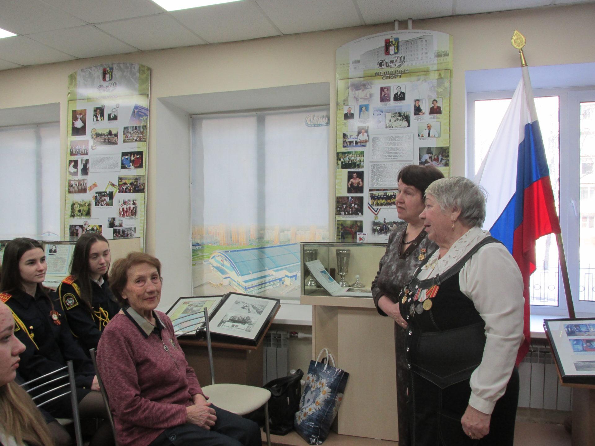 Урок памяти и выставка «Аушвиц — место на земле» в Хабаровске