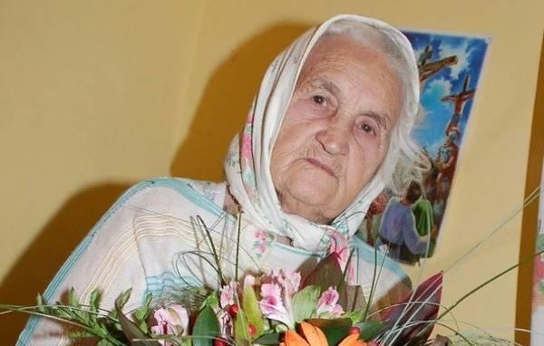 Российская Праведница награждена юбилейной медалью